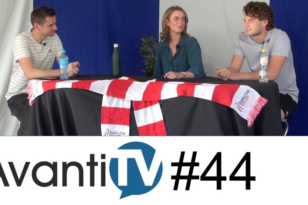 Aankonding Avanti TV44