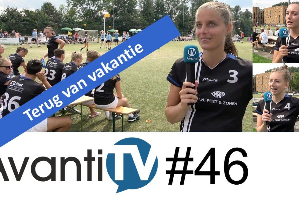 Aankonding Avanti TV46